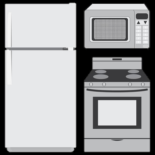 spotřebiče do kuchyně