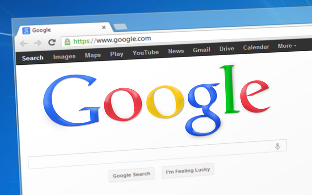 google prohlížeč