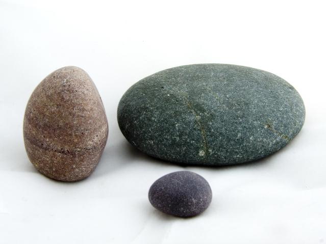 Šedá barva v luxusním kamenném provedení
