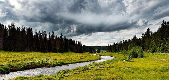 šumavský potok